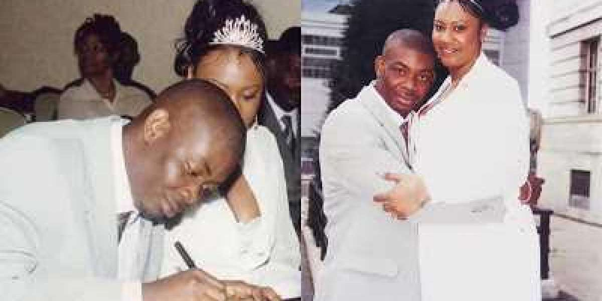 Don Jazzy opens up about his failed marriage with Michelle Jackson