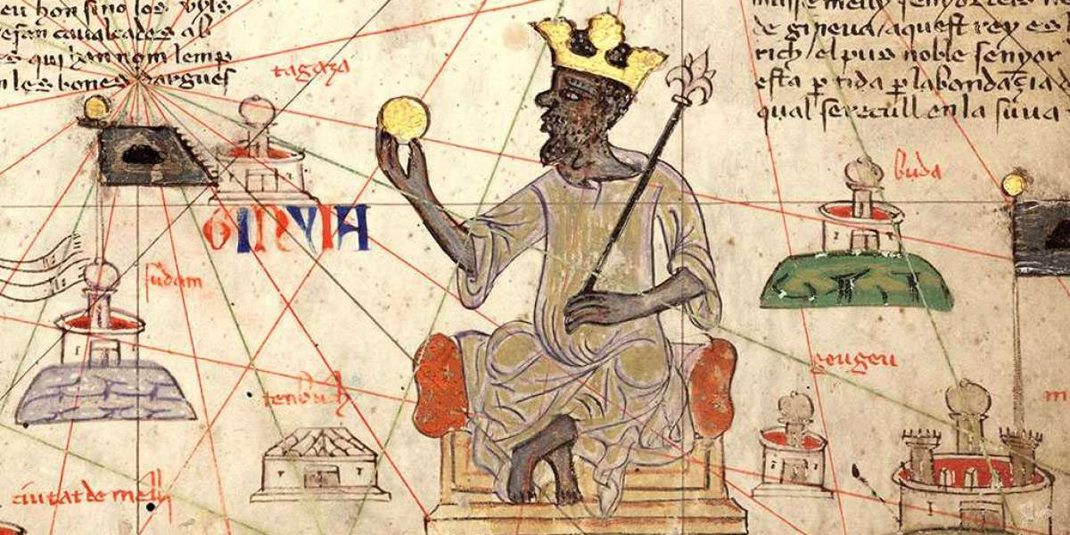THE GOLDEN KING Incredible story of Mansa Musa, the richest man who ever lived whose fortune was so big his gifts crippl